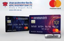 NIBL launches Mastercard intl' and domestic debit cards