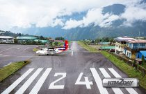 Nepal Airlines resumes flight to the gateway to Mt Everest