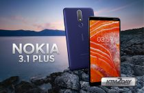 Nokia 3.1 Plus launched with bigger screen and battery