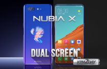 Nubia X With Dual Displays, Snapdragon 845 and 8GB RAM Launched