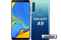 Samsung Galaxy A9 2018 launched in Nepal for 55K