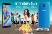 Samsung Galaxy J6+ launched in Nepali market