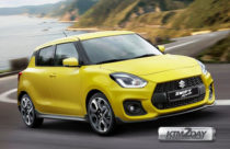 New Suzuki Swift Sport 2018 unveiled at Motor Show