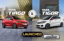 Tata launches Tiago JTP and Tigor JTP performance cars
