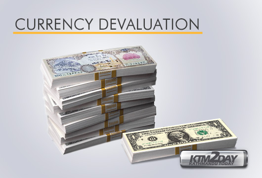 Nepali rupee devaluates further – ktm2day.com