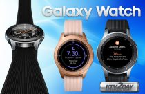 Samsung Galaxy Watch launched in Nepal for Rs.40,000