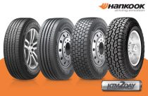 Hankook Tires from Korea now available in Nepal
