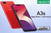 Oppo slashes price of A3S in Nepal