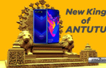 This smartphone is now the New King of Antutu Benchmark