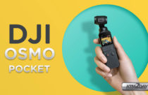 DJI Osmo Pocket launched with 4K camera and gimbal