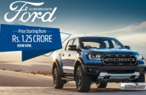Ford All-New Ranger Raptor launched in Nepal