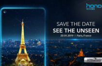 Honor View 20 with in-display camera set for Jan 22 launch
