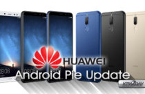 These Huawei Smartphones will receive Android Pie Update in 2019