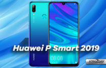 Huawei P Smart (2019) launched with waterdrop notch, Kirin 710