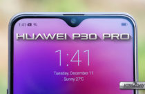 Huawei P30 Pro leaks shows waterdrop notch with 4 rear cameras
