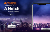 Micromax Infinity N11, Infinity N12 with MediaTek Helio P22 launched