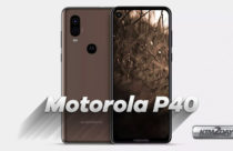 Motorola P40 designs reveal display hole camera and 48 MP rear cam