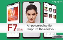 Oppo F7 launched in Nepal with 25MP AI selfie camera