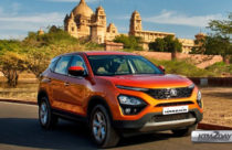 Tata Harrier Variants revealed (Image Gallery)