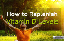 How to replenish Vitamin D Levels ?
