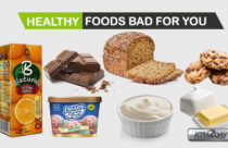 Healthy Good Foods that are actually unhealthier