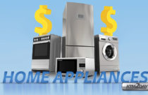 Imported home appliances get dearer this winter season