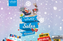 Vivo Sales Carnival kicks off from 16 Dec – Jan 1