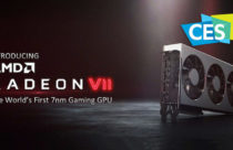 CES 2019 : AMD Radeon VII is the first 7 nm gaming GPU to challenge RTX 2080