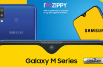 Samsung Galaxy M-Series with notched display set for Jan 28 launch
