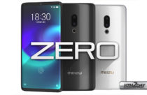 Meizu Zero unveiled with no buttons, speaker, charging port and sim-card slot