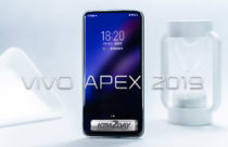 Vivo Apex 2019- 5G smartphone launched with Snapdragon 855