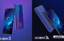Alcatel presents three new smartphones and a low-end tablet at MWC 2019