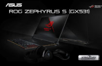 Asus launches ultra slim laptop ROG Zephyrus S(GX531)