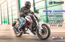 Benelli launches TNT 150, TNT 15 and BN 251 in Nepali market