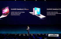 Huawei Unveils Upgraded MateBook X Pro, MateBook 14 and MateBook 13