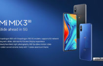 Mi Mix 3 5G edition launched, Xiaomi's first 5G smartphone