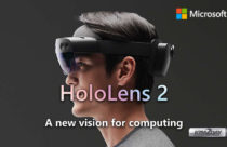 Microsoft HoloLens 2 augmented reality headset unveiled at MWC 2019