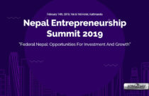 Nepal Entrepreneurship Summit 2019 in the Capital on Feb 14