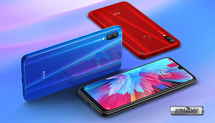 Redmi Note 7 Pro Price in Nepal - Redmi Note 7 Price in Nepal