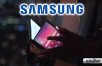 Samsung Foldable Phone Official Video LEAKED