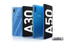 Samsung Galaxy A30 and A50 official : 6.4 inch display and Triple Cameras