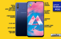 Samsung Galaxy M30 With Triple Rear Cameras, 5000 mAh Battery Launched