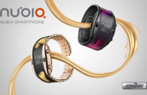 Nubia Alpha wearable smartphone with wireless headphone launched