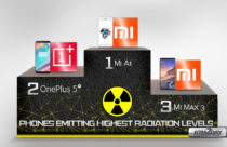 "Xiaomi and OnePlus lead the list of ""Most Radiation"" Emitting Phones"