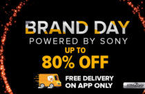 Sony Brand Day sales at Daraz Online Shopping