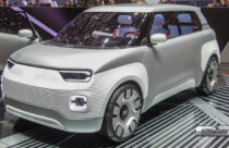 Fiat Concept Centoventi, the electric Panda with 500 km range