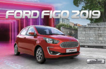 Ford Figo 2019 launched with new engine and cosmetic upgrades