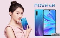 Huawei P30 Lite launched under a brand name Nova 4e