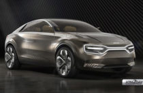 Imagine by KIA : A New All-Electric concept car revealed