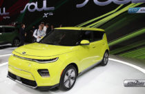 Kia Reveals New e-Soul For Europe: Two Battery Options